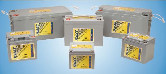 Гелевые батареи Haze