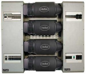 Монтажная система для 4-х инверторов (12 кВт)