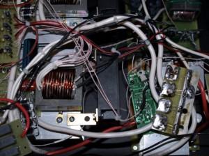 Отечественный инвертор - внутри