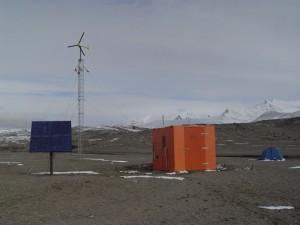 Энергосистема полярной станции