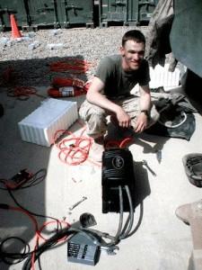 OutBack в Ираке